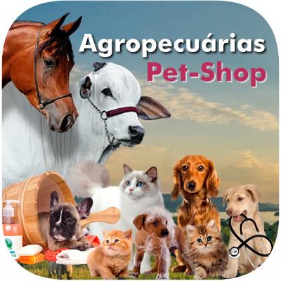 Agropecuarias e Pets