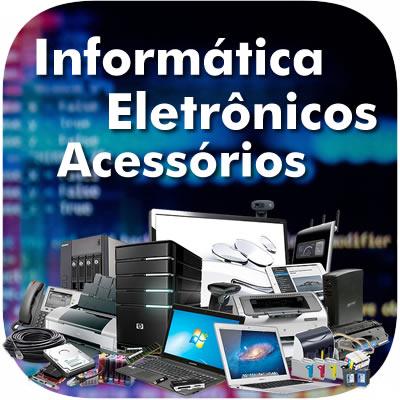 Eletrônicos e Informática